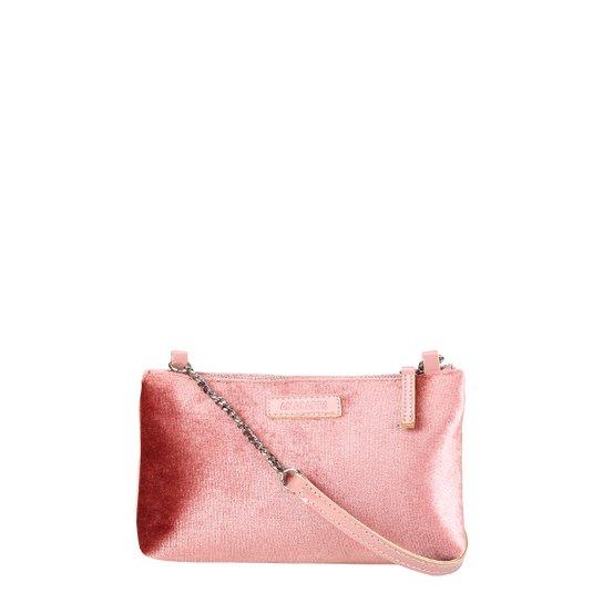 309961f8f Bolsa Anacapri Mini Bag Veludo Feminina | Zattini
