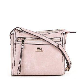 ba36cf1ea Bolsa WJ Mini Bag Crossbody Feminina