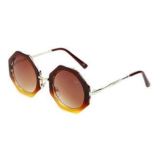 476610467 Óculos de Sol Marielas Denise D9160 Feminino
