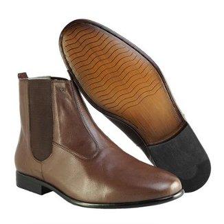 9544eae657 Bota Social Hb Agabe Boots Masculina