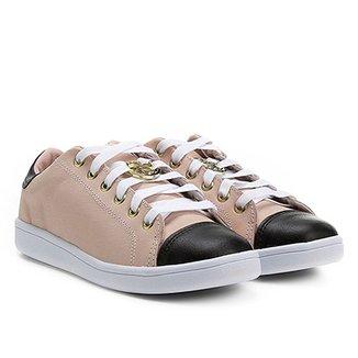 40a2554fa4 Tênis Couro Shoestock Medalha Feminino