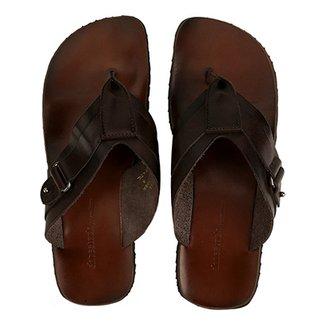 e65527b7c Chinelos Shoestock Masculino Café - Calçados | Zattini
