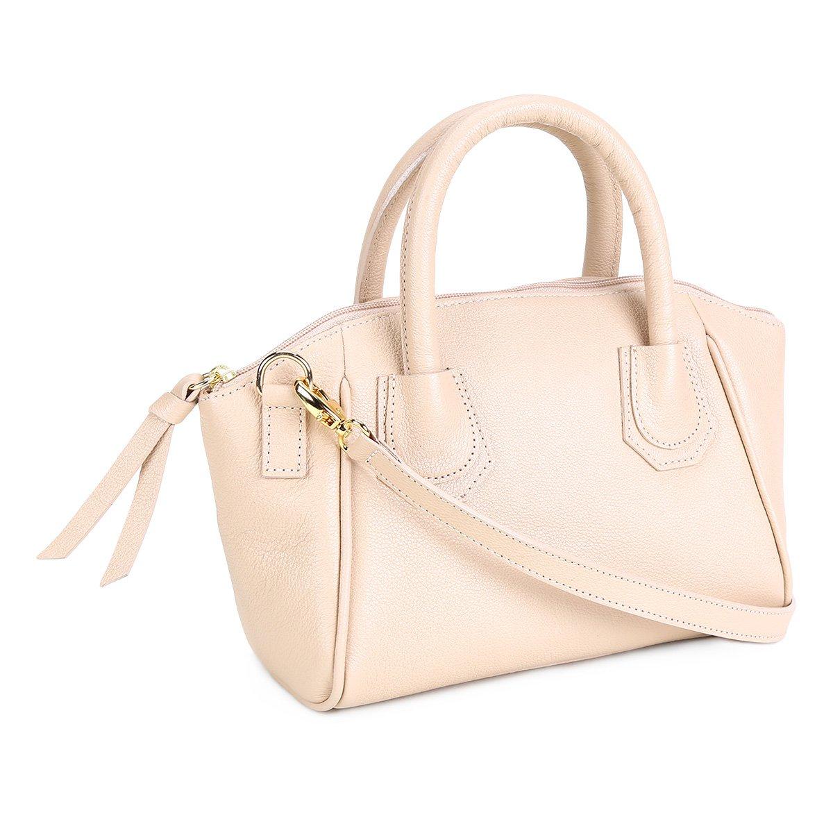 edea7ff2c Bolsa Couro Shoestock Mini Bag Clássica Tiracolo Feminina | Livelo -Sua  Vida com Mais Recompensas