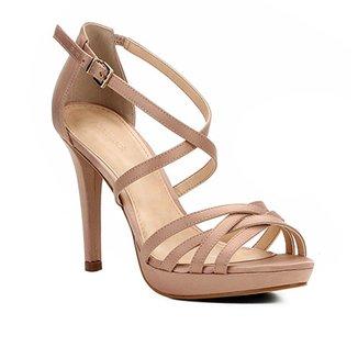 670c407d8 Sandálias Shoestock Feminino Nude - Calçados | Zattini
