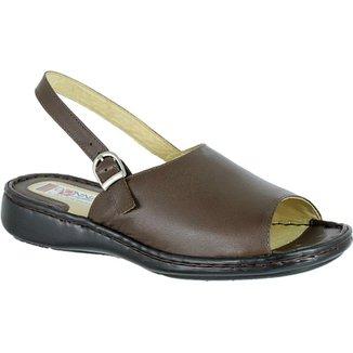 e28d6d6750 Sandália Doctor Shoes 229 Vegetal Donna Comfort