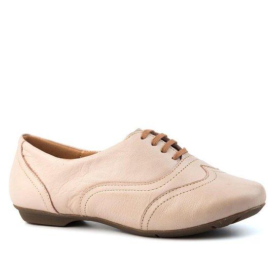 2d2b45e38e Oxford Feminino 1307 em Couro Doctor Shoes - Compre Agora