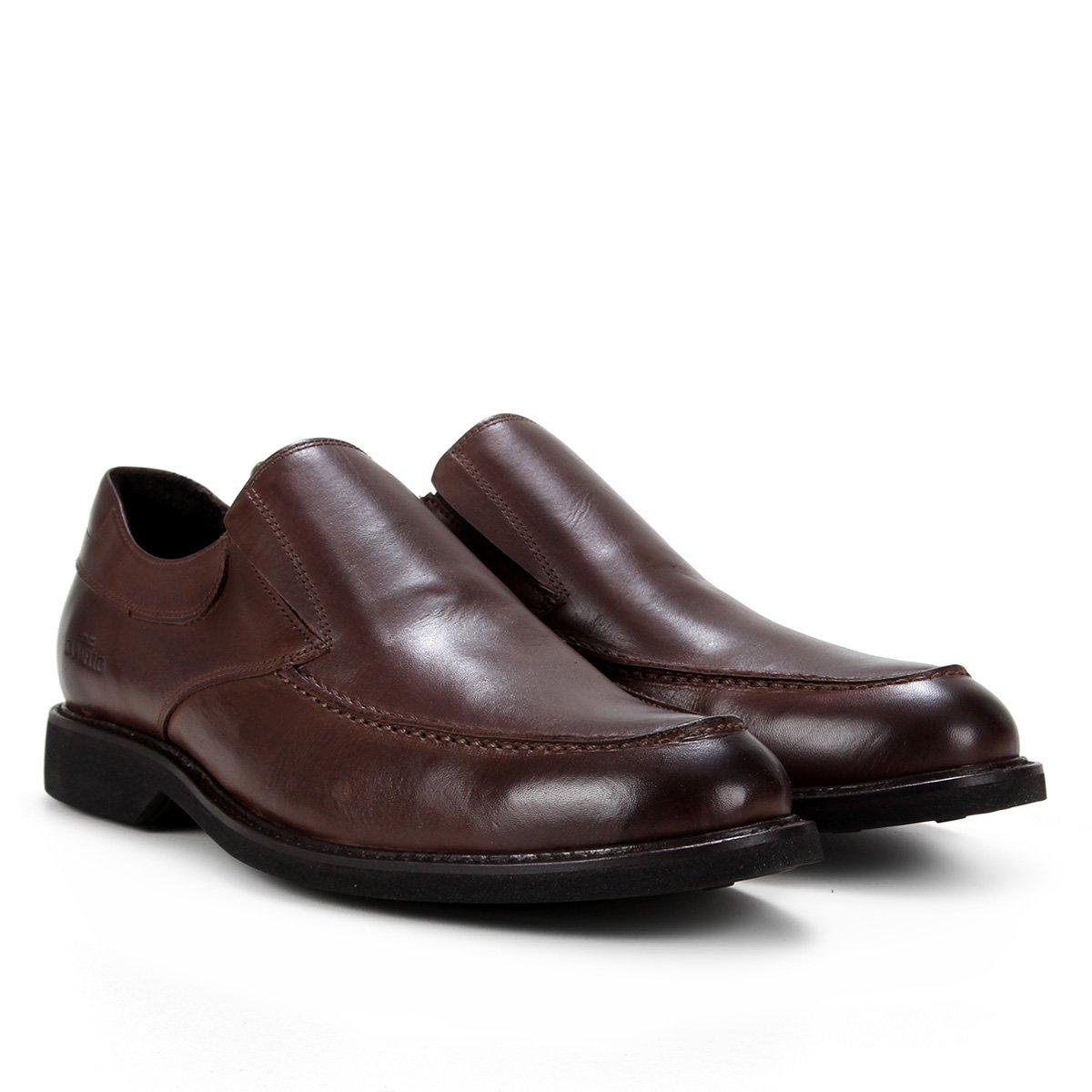 Sapato Social Samello Liso Masculino