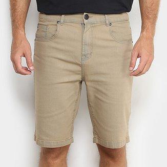 954b60a21 Bermuda Jeans Quiksilver Belatrix Color Masculina