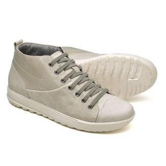 86d32ee8e13 Sapatênis Cano Alto Top Franca Shoes Masculino
