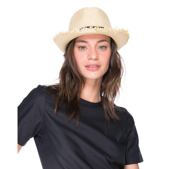 Chapéu Amaro Panama De Palha - Compre Agora  ef9e79725fd