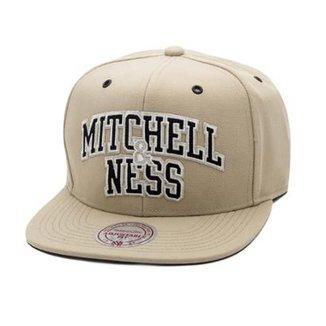 Boné Mitchell   Ness Snapback Arch b02998e211a