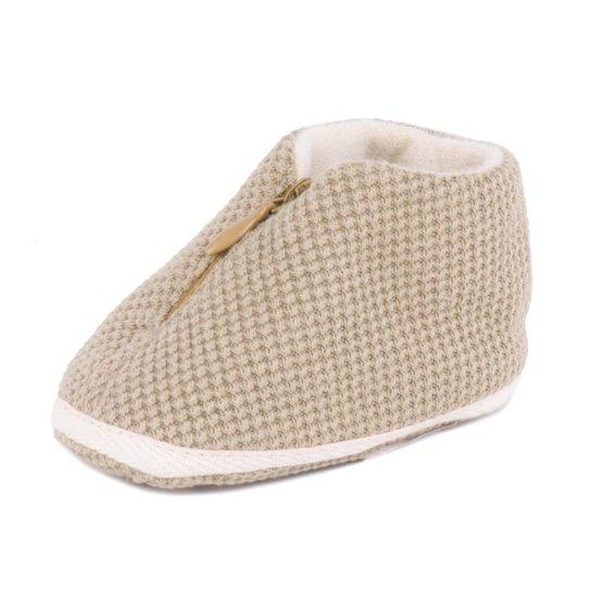 5a7613b044 Sapato CZiper Infantil - Dinda Baby - Compre Agora