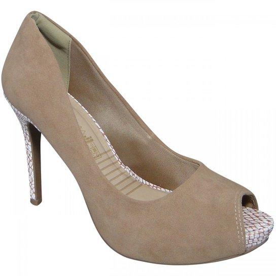 2162c9e86a Sapato Ramarim - Bege - Compre Agora
