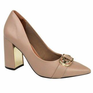 e93a1b57fd Sapato Conforto Ramarim Bege - Calçados