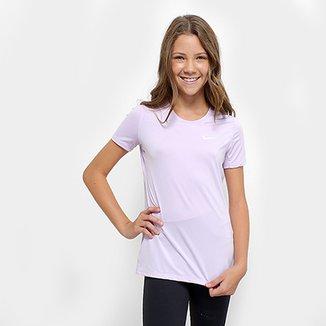 Camiseta Infantil Nike G Np Cl Top 59521823d53fe
