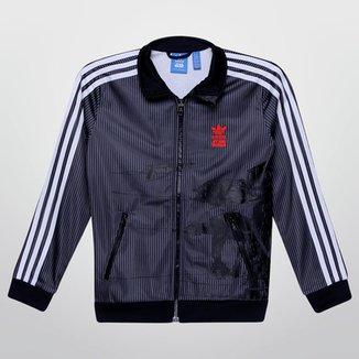 f536c173783 Jaqueta Adidas J SW Atat Fb Infantil