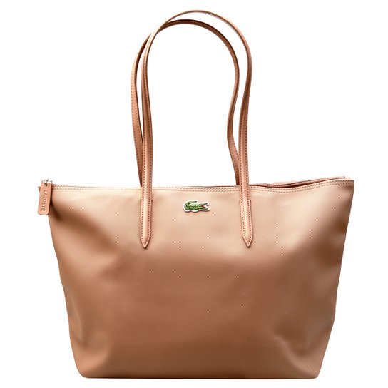 7efbf81f84099 Bolsa Lacoste Large Shopping Bag - Compre Agora