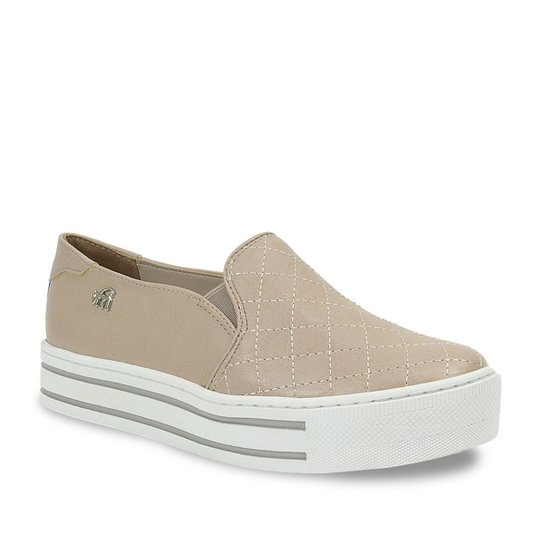 2e4a9bdf1 Slip On Flatform Via Marte Feminino | Zattini