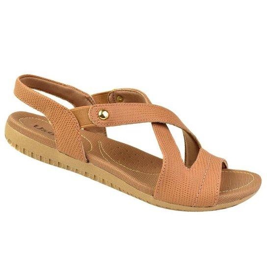 d379996b7 Sandália Usaflex Comfort Feminina - Compre Agora