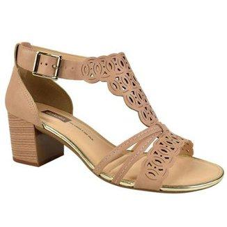 e73442863 Sandálias Dakota Feminino Bege - Calçados | Zattini