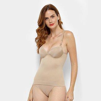 30e49b639 Cinta Modeladora Lupo Corpete Bojo Slim Sem Costura