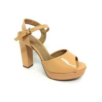 5def2c9f7 Sandálias Mariotta Bege - Calçados | Zattini