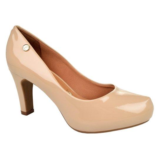 1913a49ce4 Sapato Feminino Verniz Vizzano - Compre Agora