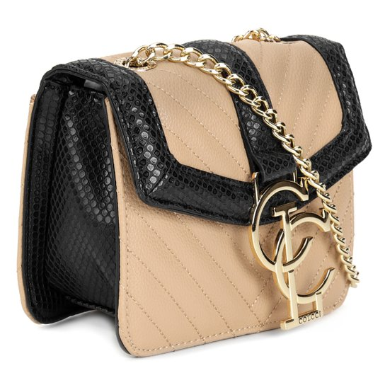 aee10819e Bolsa Colcci Mini Bag Matelassê Alça Corrente - Compre Agora | Zattini