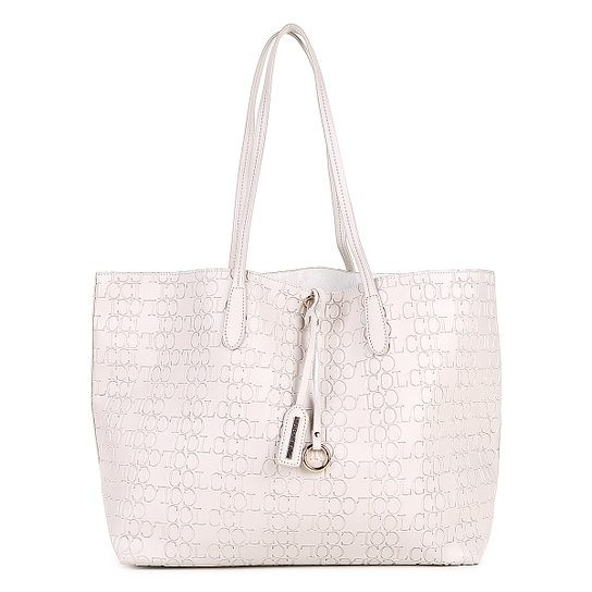 0a50fe1e2 Bolsa Colcci Tote Shopper Feminina - Bege | Zattini