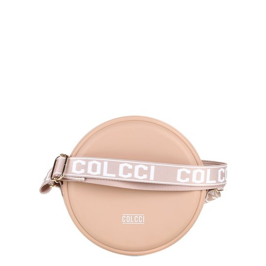Bolsa Redonda Mini Bag Colcci Quebek Feminina - Compre Agora  af126371678