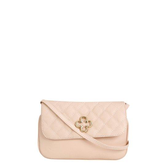 26a9a4396 Bolsa Couro Capodarte Mini Bag Transversal Matelassê Feminina | Zattini