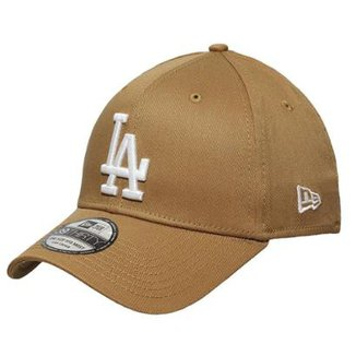 bd26245a08162 Boné New Era Aba Curva Fechado Mlb Los Angeles Col
