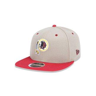 d28bd04bd1ba5 Boné 950 Original Fit Washington Redskins NFL Aba Reta Strapback New Era