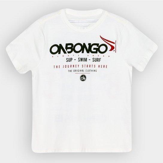 Camiseta Onbongo Básica Infantil - Compre Agora  53463a88d01dc
