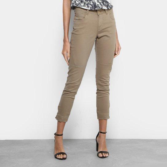 8b9a112bf7 Calça Uber Jeans Skinny Sarja Feminina - Compre Agora
