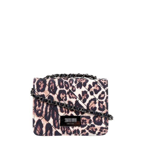 Bolsa Santa Lolla Mini Bag Onça Rústica Feminina - Compre Agora ... d1873ef28f51f