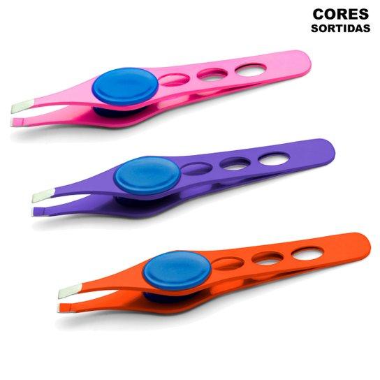 Pinça Color Beauty Care Relaxbeauty Ana Hickmann - Sortido - Compre ... ec51e3b96d