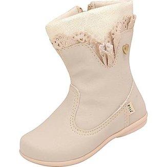 262faa95b8 Bota Infantil Plis Calçados Feminina