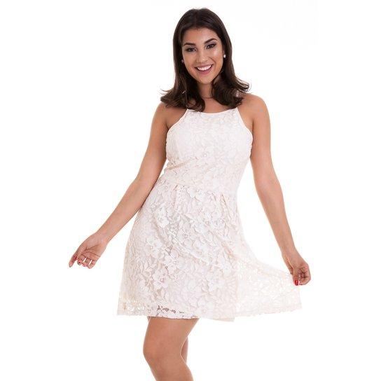 6e510d5d2 Vestido Renda Kinara Feminino | Zattini