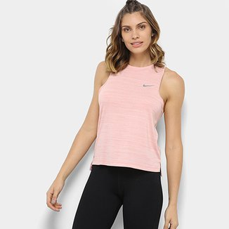 Regata Nike Miler Slub Lx Feminina 09f3d395808