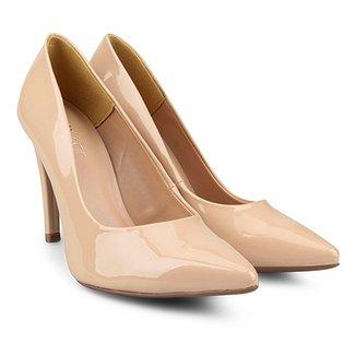 8c57f4c6a Scarpins Feminino Bege Tamanho 38 - Calçados | Zattini