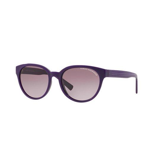 57ecf36a1c1 Óculos de Sol Armani Exchange AX4034 - Compre Agora