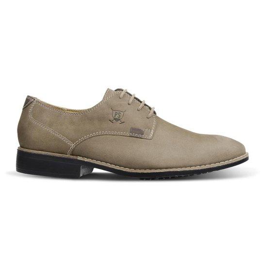 805cee3fb6 Sapato Casual Talismã Store Masculino - Bege - Compre Agora