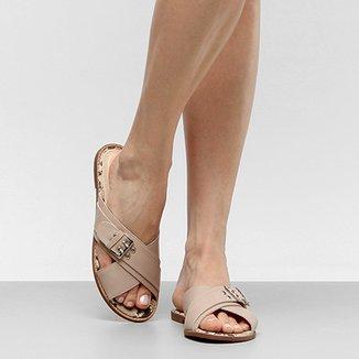 845a5bd27a Rasteiras Shoestock Bege Tamanho 35 - Calçados   Zattini