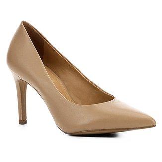 1b2f7bdc9a Shoestock Feminino Bege Tamanho 37 - Calçados