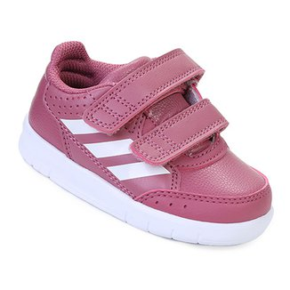 fb6aa23b0e4 Tênis Infantil Adidas Altasport Cf I