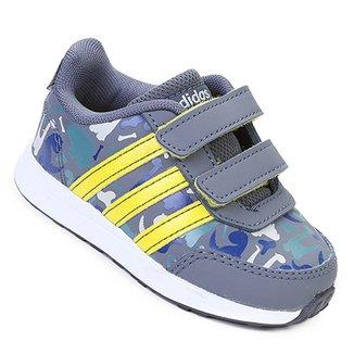 a3bb7a502d1 Tênis Infantil Adidas Vs Switch 2 Cmf Feminino
