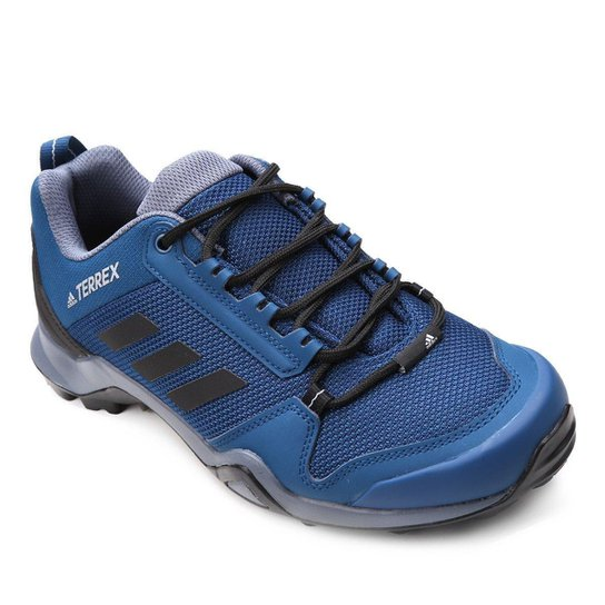 60a596d9795 Tênis Adidas Terrex Ax3 Masculino - Marinho e Preto - Compre Agora ...