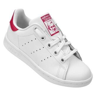 1846ae0e09b Tênis Adidas Stan Smith El C Infantil