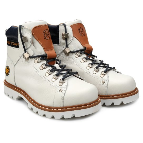 a09bee512 Bota Coturno West Coast Worker Classic Special Masculina - Compre ...